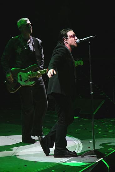 U2 -Vertigo Tour -23/09/2005 -Minneapolis, MN -USA -Target Center