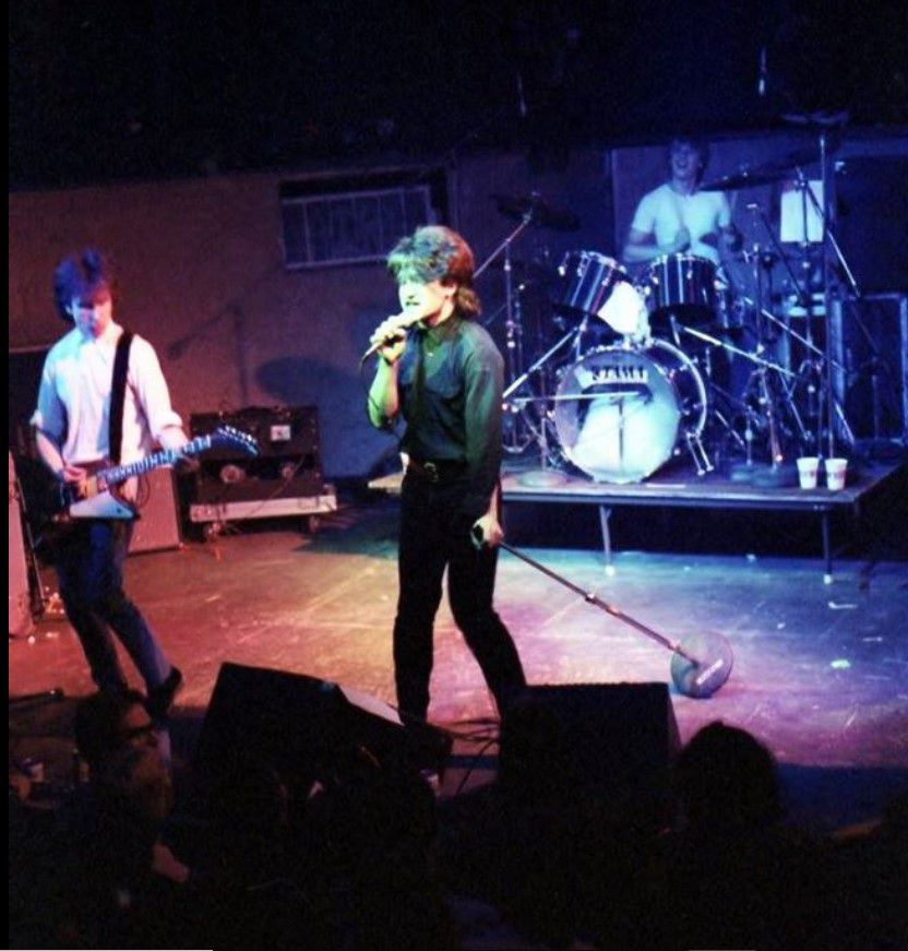 U2 -Boy Tour -02/04/1981 -Dallas -USA -Bijou