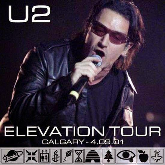 Bono chante un extrait de The Ocean à la fin de One - la chanson n'a pas été jouée en direct depuis décembre 1982.