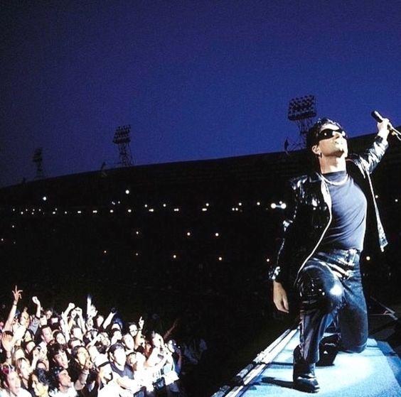 U2 -ZOO TV Tour -06/04/1992 -Houston -USA -The Summit