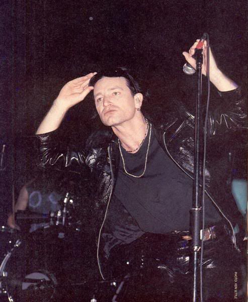 U2 -ZOO TV Tour -12/04/1992 -Los Angeles -USA -Sports Arena #1