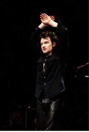 U2 -Unforgettable Fire Tour -12/04/1985 -East Rutherford -USA -Brenden Byrne Arena