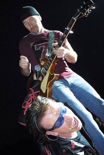 U2 -Elevation Tour -30/05/2001 -Detroit -USA -The Palace of Auburn Hills
