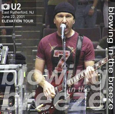 U2 -Elevation Tour -22/06/2001 -East Rutherford -USA -Continental Arena #2