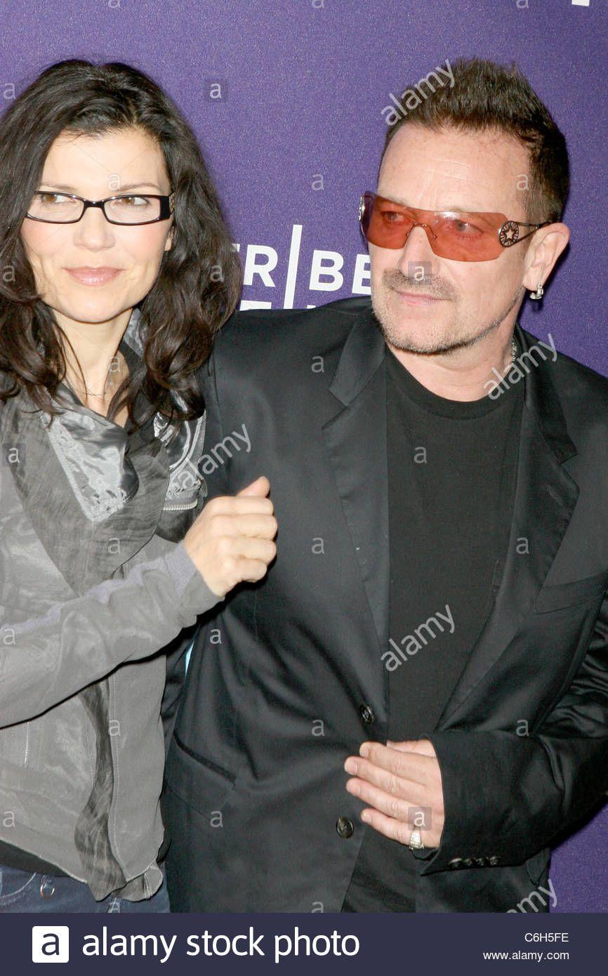 Bono et The Edge - 9e édition du Tribeca Film Festival -Village East Cinema -24/04/2010