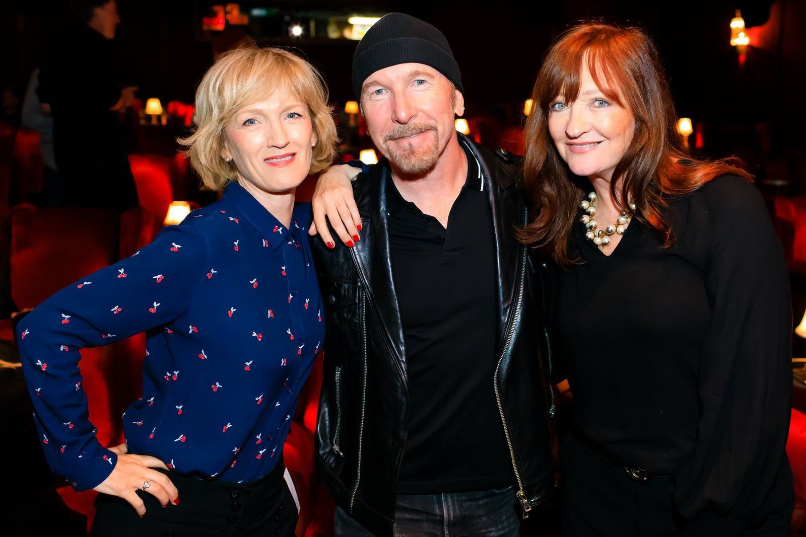 The Edge - film Waiting For The Miracle To Come -Los Angeles -25/04/2019