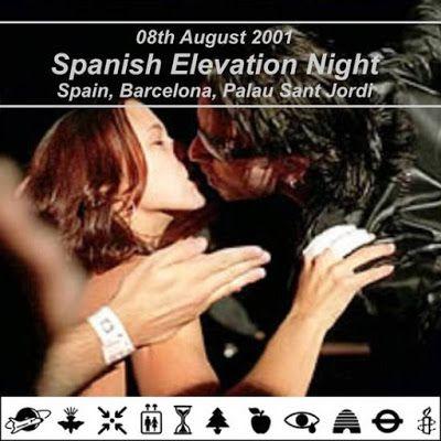 C'est l'anniversaire d'Edge et Party Girl fait une apparition rare sur le Elevation Tour. Spanish Eyes est joué pour la première fois depuis le 14 mai 1992 et pour la deuxième fois depuis la fin de The Joshua Tree Tour en 1987.