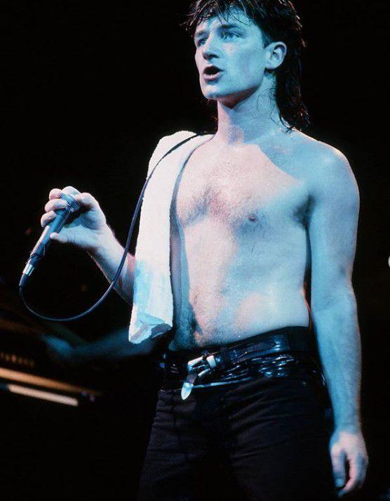 U2 -War Tour -14/05/1983 -Philadelphie -USA -Tower Theater #2