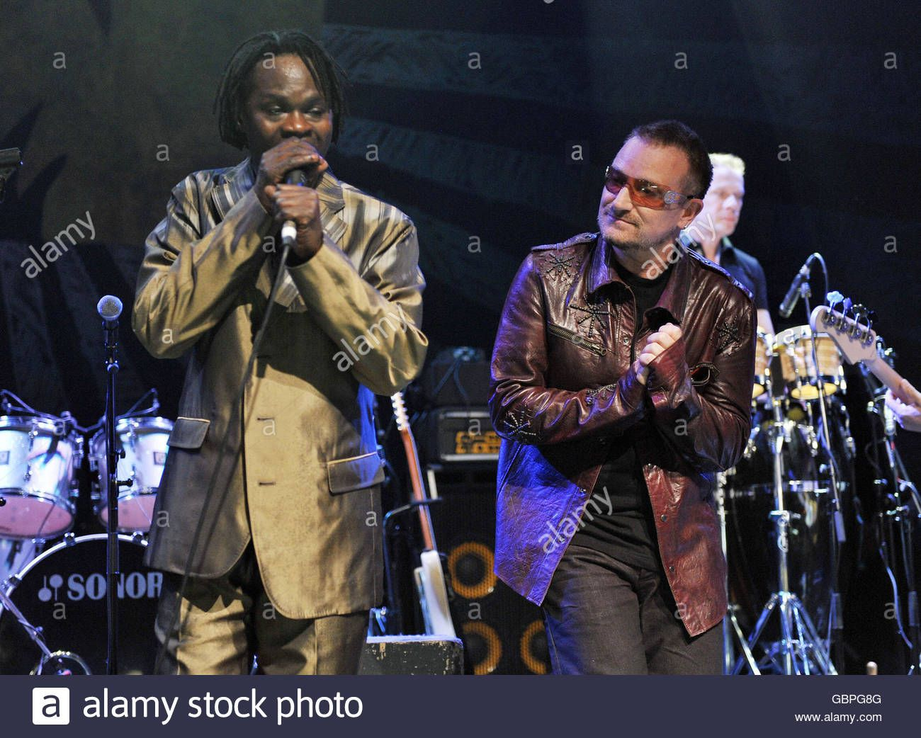U2 - 50e anniversaire de Island Records -Shepherds Bush Empire -Londres -28/05/2009