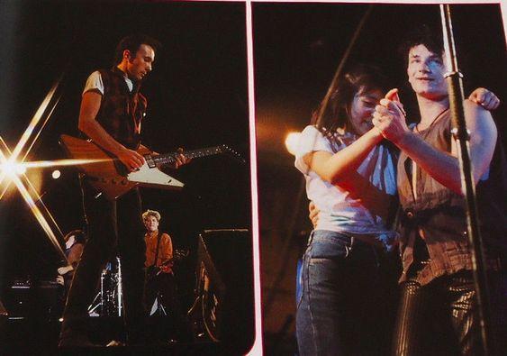 U2 -War Tour -21/06/1983 -Orlando -USA -Jai Alai Fronton Hall