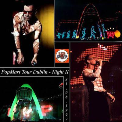 """U2 rend hommage à la princesse Diana lors du concert de Dublin. Le monde est choqué par la mort de la princesse Diana dans la nuit, dans un accident de voiture à Paris. C'est un spectacle plus personnel que la veille, avec plusieurs chansons dédiées aux familles et amis du groupe. Lorsque """"Gone"""" commence, Bono chante """"Elle est partie ... elle est partie ..."""", fut la première des nombreuses références à Diana. A la fin de """"Mysterious Ways"""", Bono retourne sur la scène principale avec la tête baissée et semble pleurer. Il commence à chanter """"MLK"""", et quand il atteint la deuxième lettre de """"sleep tonight"""", une image de Diana apparaît à l'écran."""