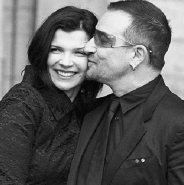 Happy Birthday Bono & Ali -21 Août 1982