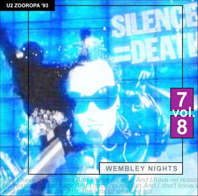 U2 -ZOO TV Tour -21/08/1993 -Londres -Angleterre -Wembley Stadium #2