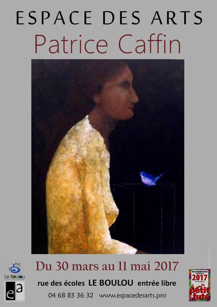 Patrice Caffin à l'EDA