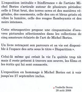 Michel Bories