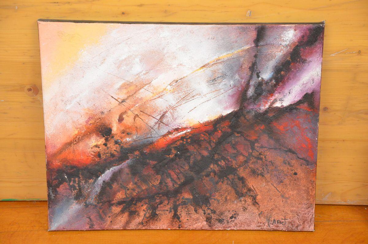 MICHEL TERNET (peinture)