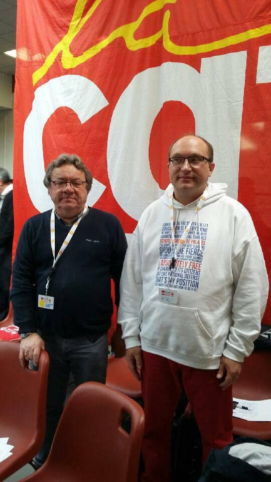 Succès pour le 52ème Congrès de l'Union Départementale CGT du Pas-de-Calais