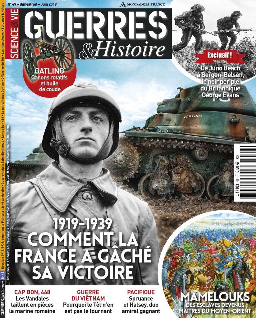 A la une de Guerres & Histoire n°49