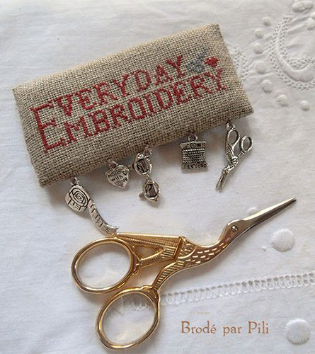 Everyday embroidery