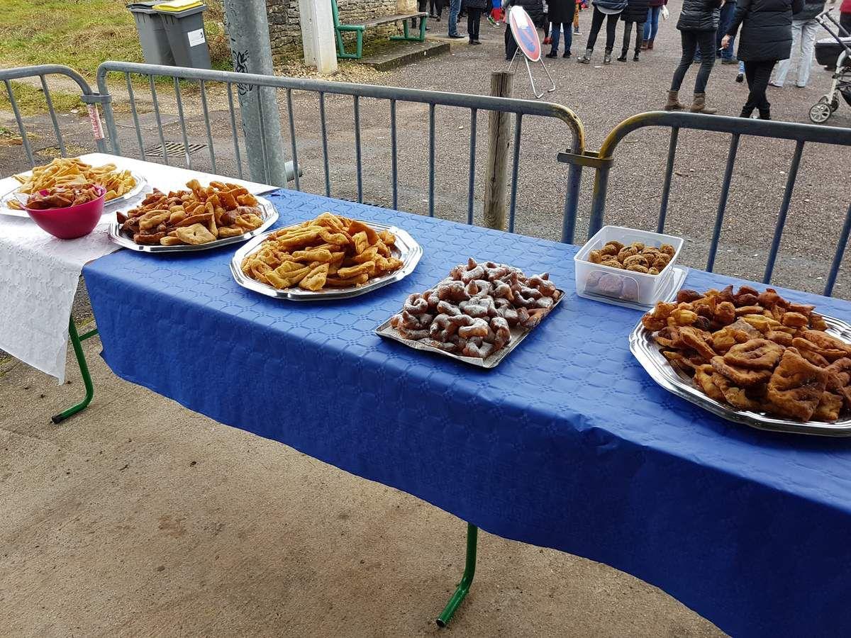 Succès du carnaval à Echenoz