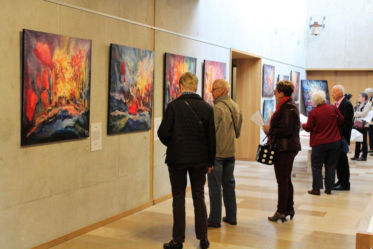 Galerie de la Mairie : Exposition du 1er au 30 avril 2017