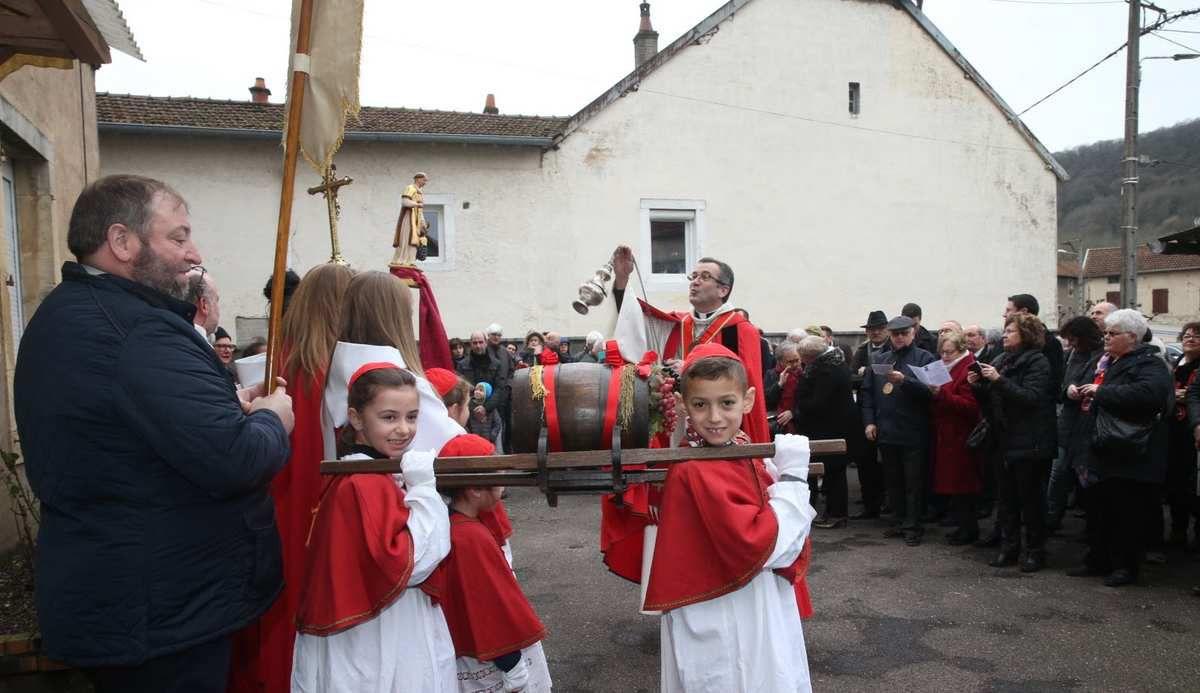 La St-Vincent, une tradition qui a du sens
