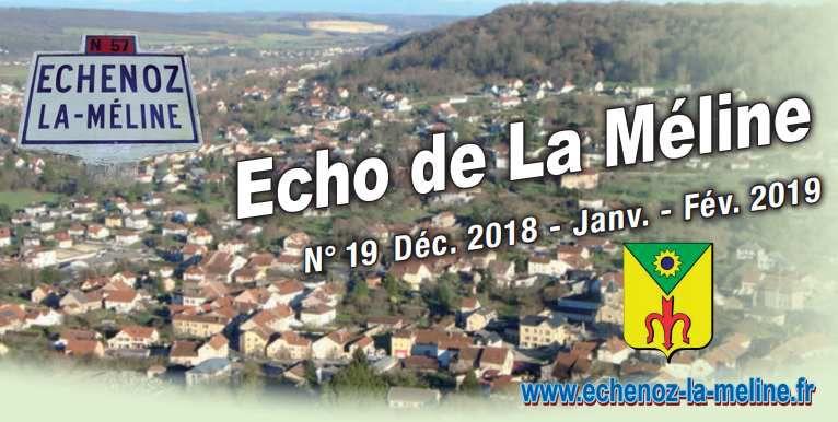 Echo de la Méline n° 19