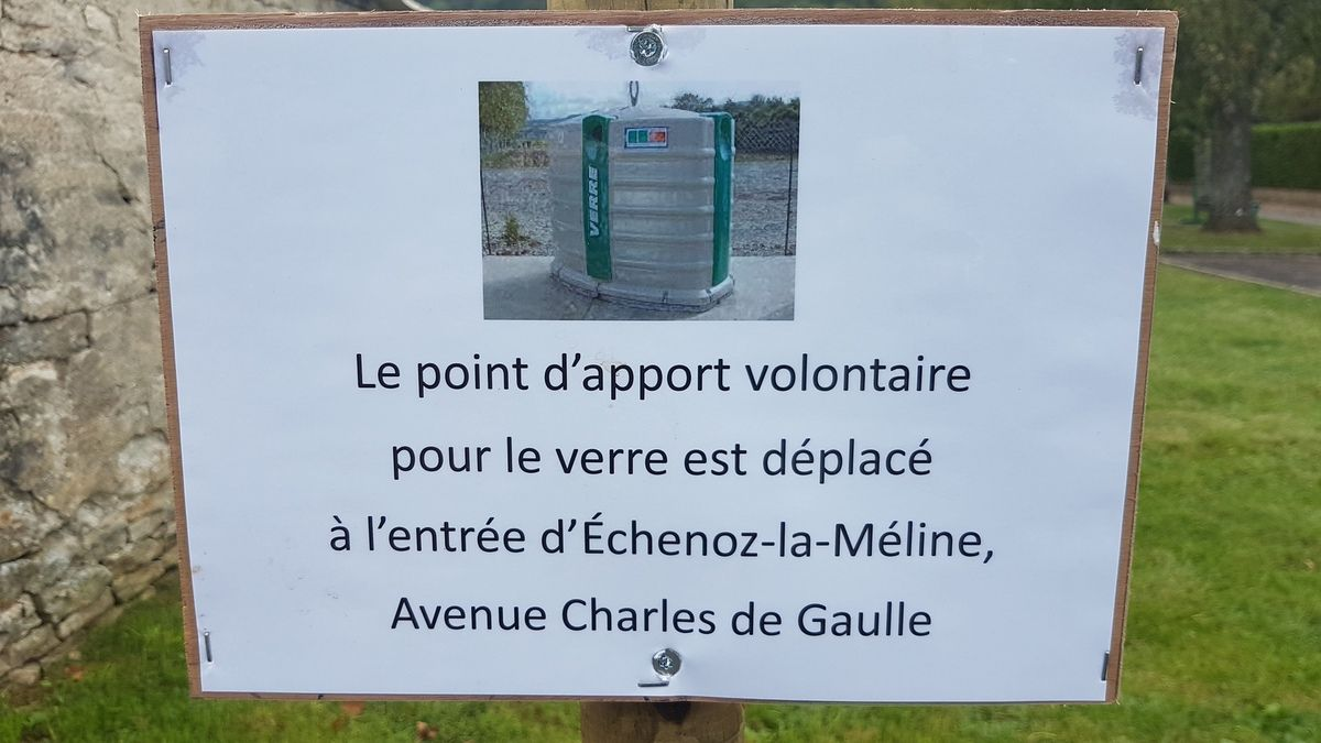Point d'apport volontaire