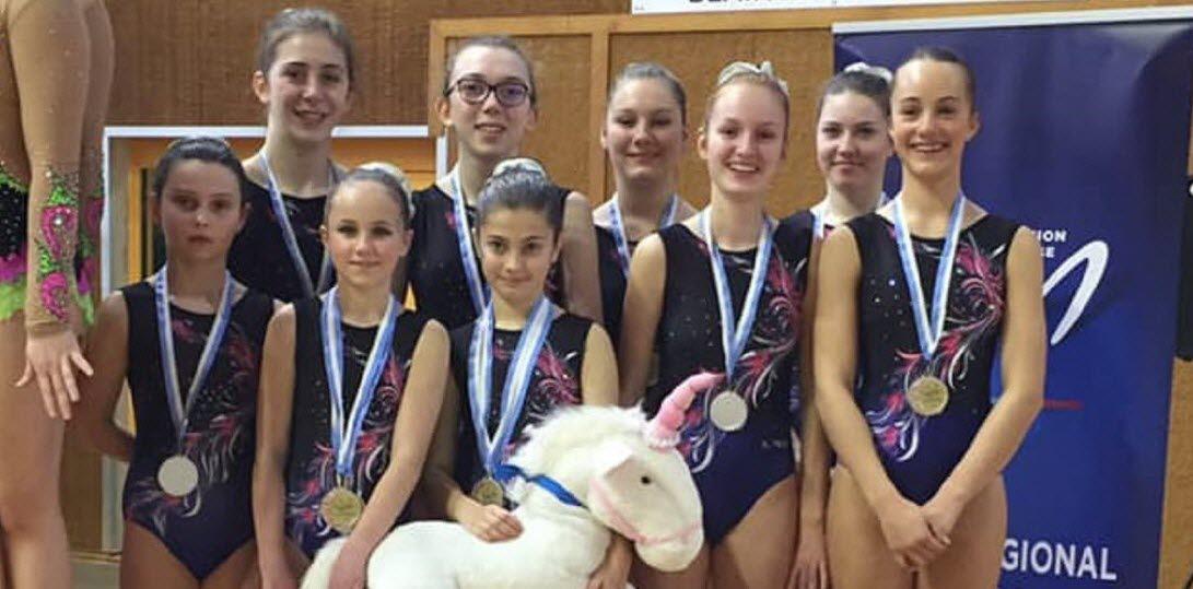 Les gymnastes de la Légère vont devoir patienter encore longtemps avant de reprendre la compétition.