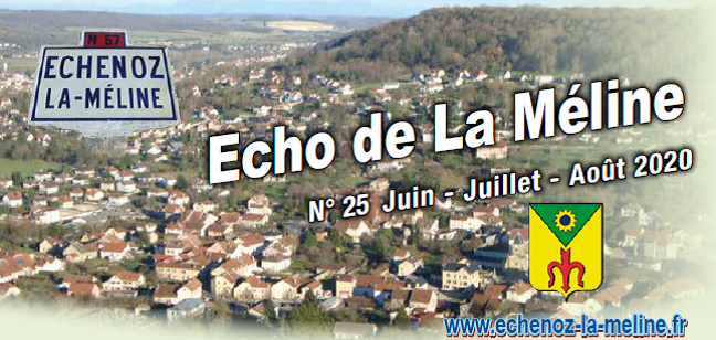 Echo de la Méline n°25