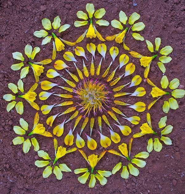 Mandala de la Terre - 63