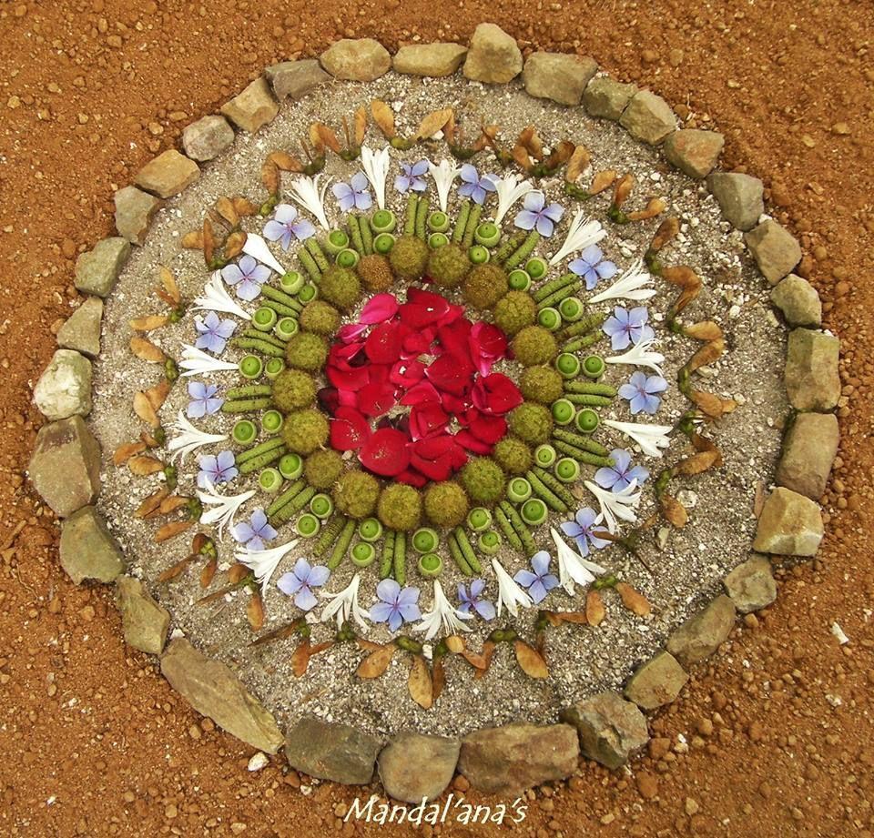 Mandala de la terre