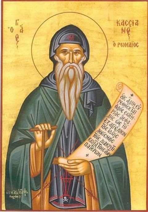 Le moine Cassien, qui vécut au 4e siècle, fut un des plus grands spécialistes de la restriction alimentaire dans la tradition spirituelle chrétienne.