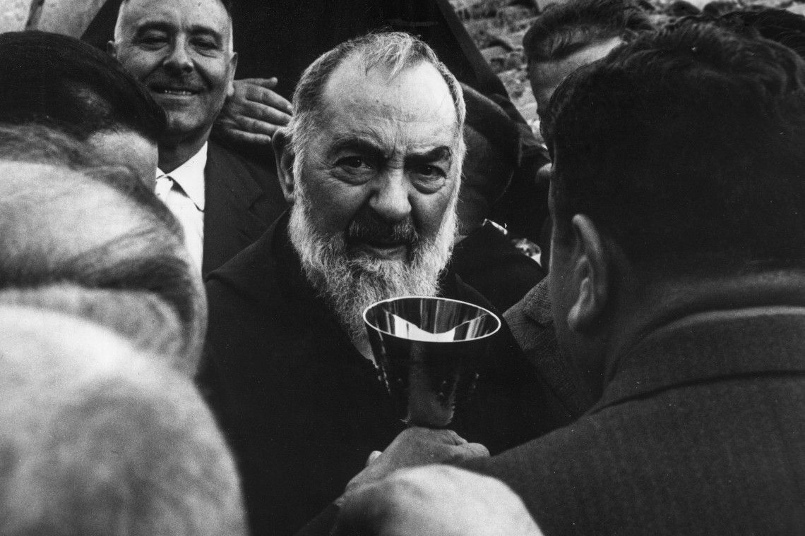 Photos du Padre Pio