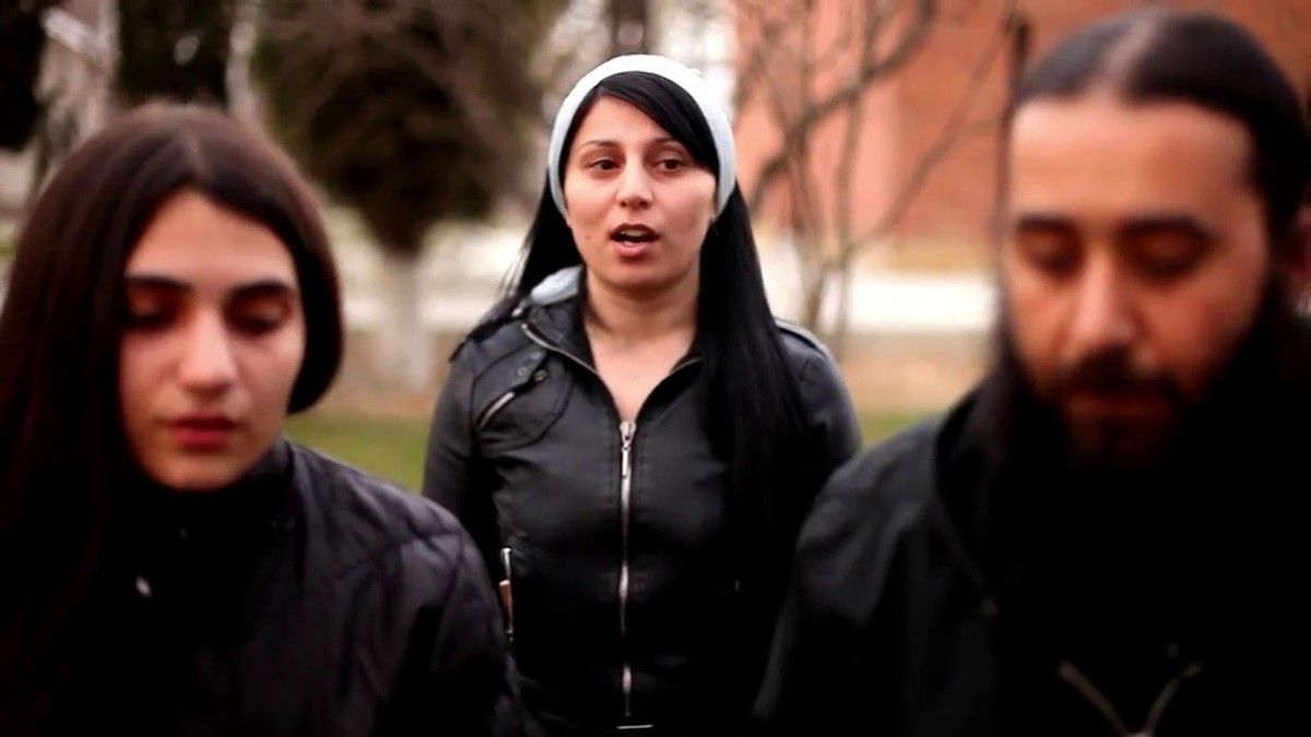 Chant d'orient : le psaume 50 en araméen