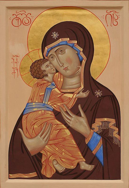 Le Père Lazare, moine iconographe et guide spirituel