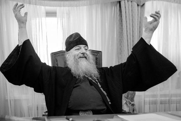 Le curé des steppes