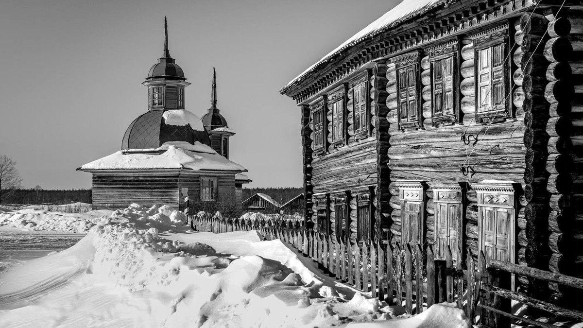La disparition des églises en bois de Russie