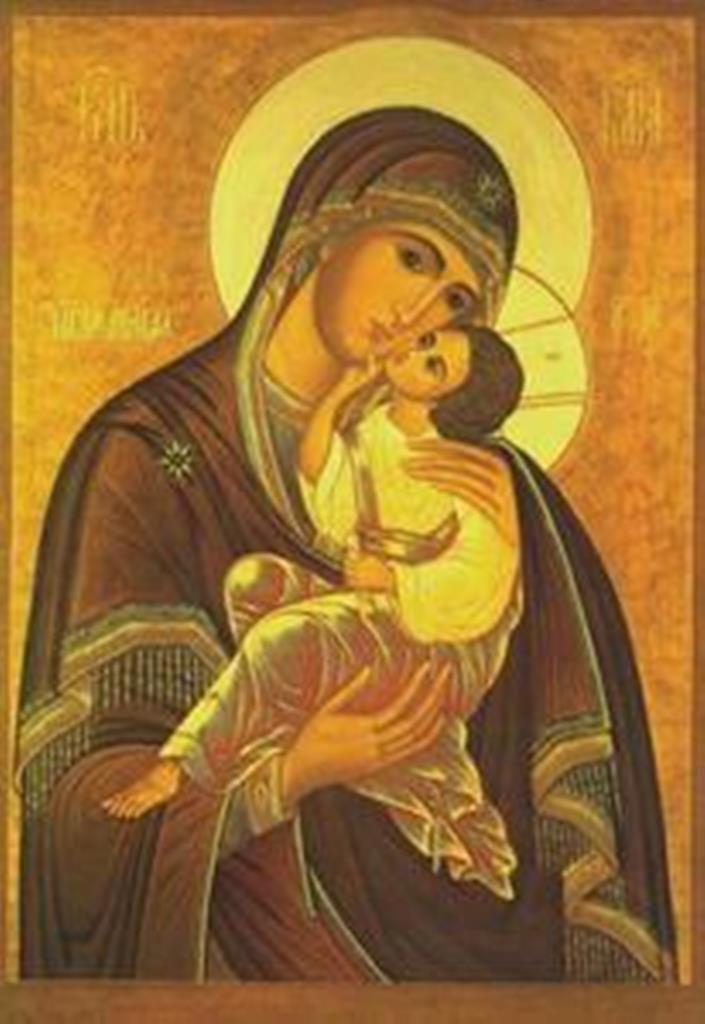 À Marie,  pour les malades