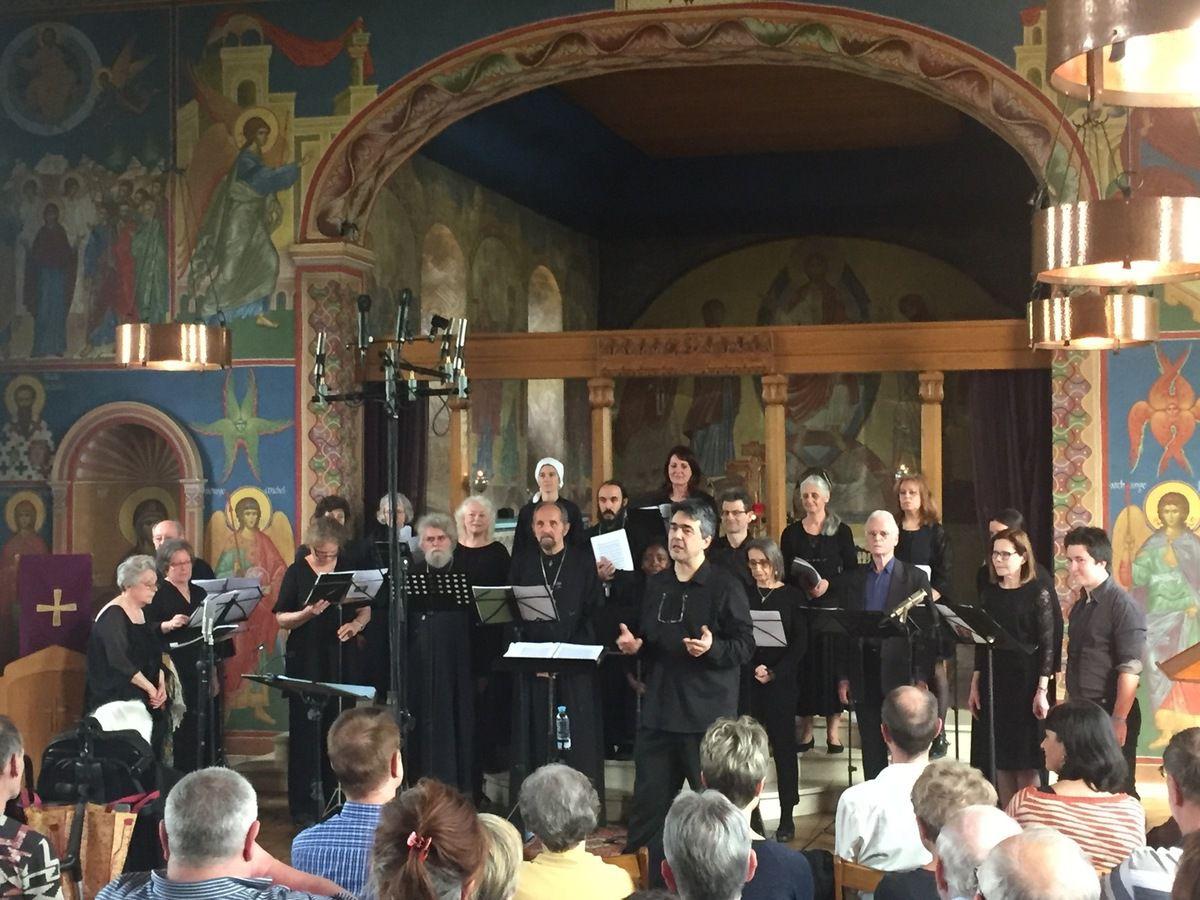 Oratorio des trois jours de la Passion (Maxime Kovalevsky)