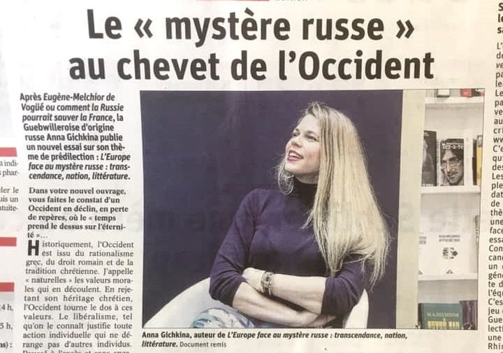 L'Europe face au mystère russe