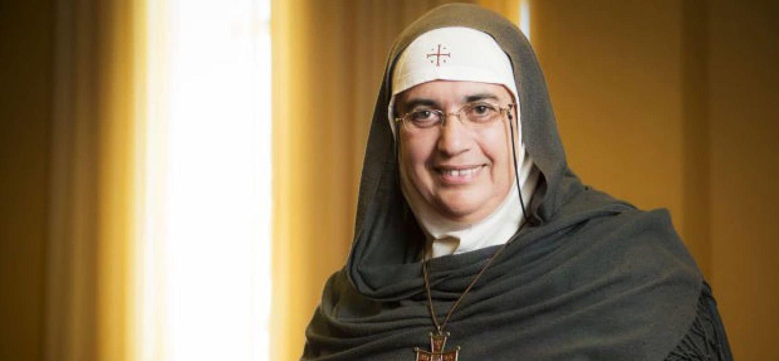 Mère Agnès de l'Eglise d'Antioche et l'iconographie byzantine