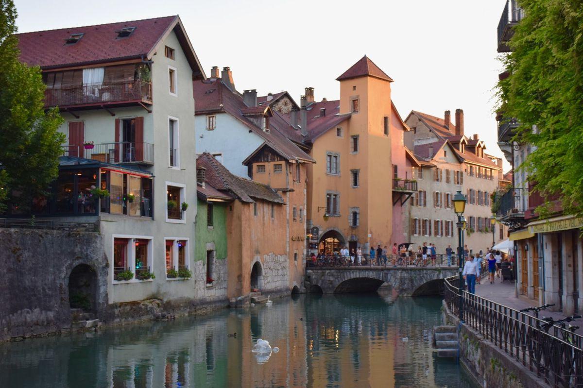 Impressions d'Annecy, la Venise de Savoie