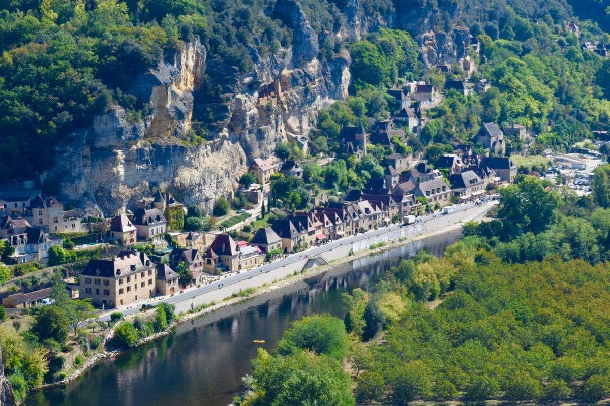 Black Périgord 3 : Marqueyssac gardens revisited
