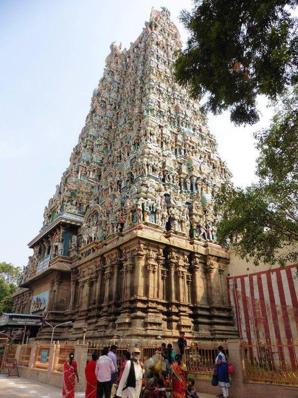 Chapitre 2267: à Madurai ; quelques versions de l'histoire de Meenakshi .