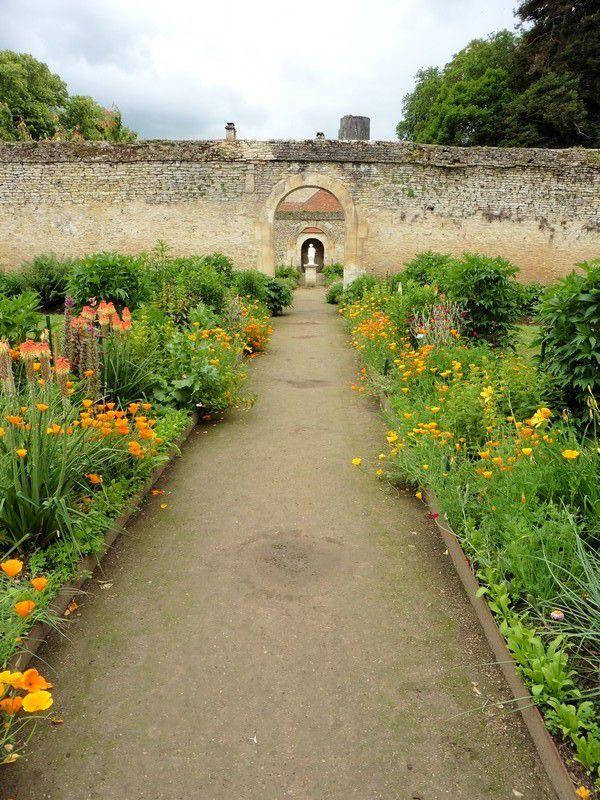 Chapitre 2471 : joli jardin