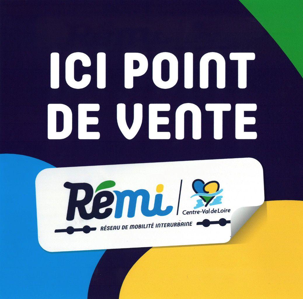 Mobilité 41, point de vente Rémi sur le Romorantinais