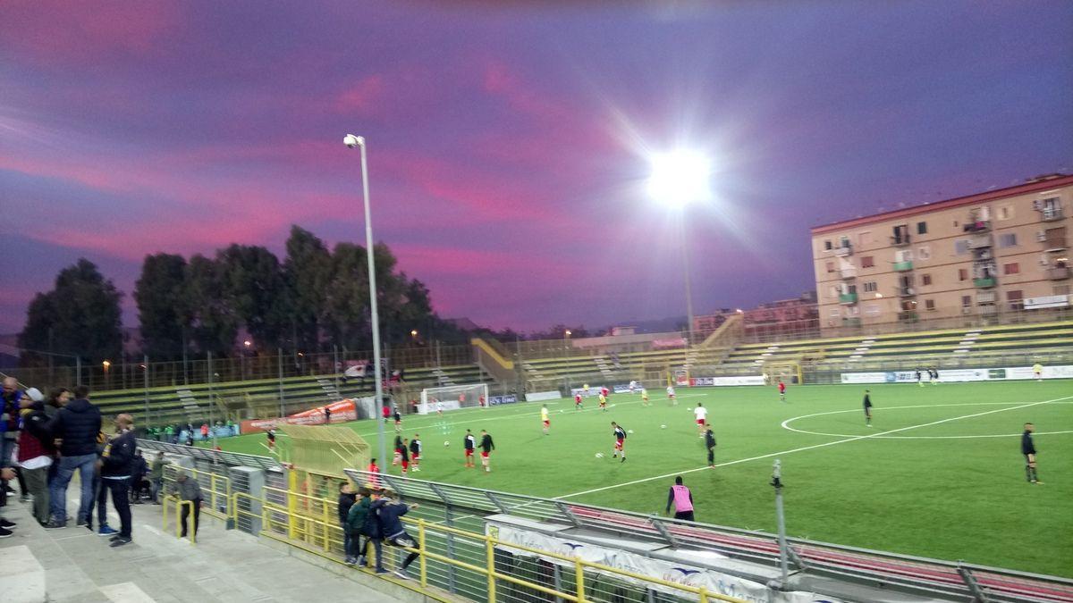 28.10.2017 Juve Stabia-Rende 1-0