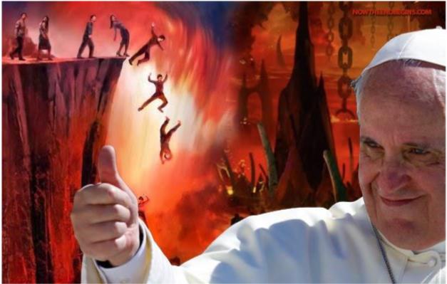 """Résultat de recherche d'images pour """"bergoglio sataniste"""""""