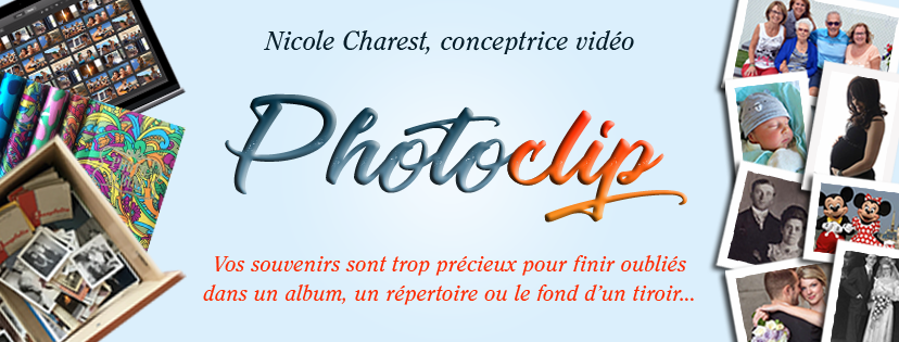 Page Photoclip Facebook